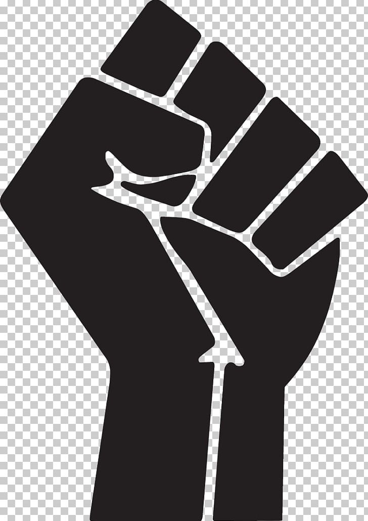 Raised Fist Symbol PNG, Clipart, Black And White, Black Nationalism.