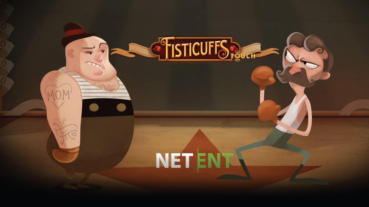 NetEnt Fisticuffs Slot.