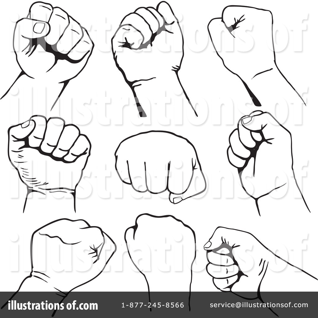 Fists Clipart #1055221.