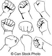 Fists Clipart Vector Graphics. 11,975 Fists EPS clip art vector.