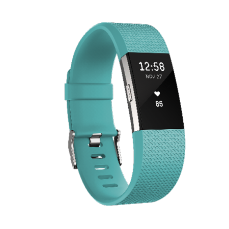 Fitbit Charge 2 Activity Tracker + Heart Rate.