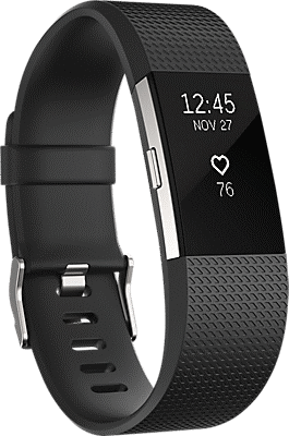 Charge 2 Heart Rate and Fitness Wristband.