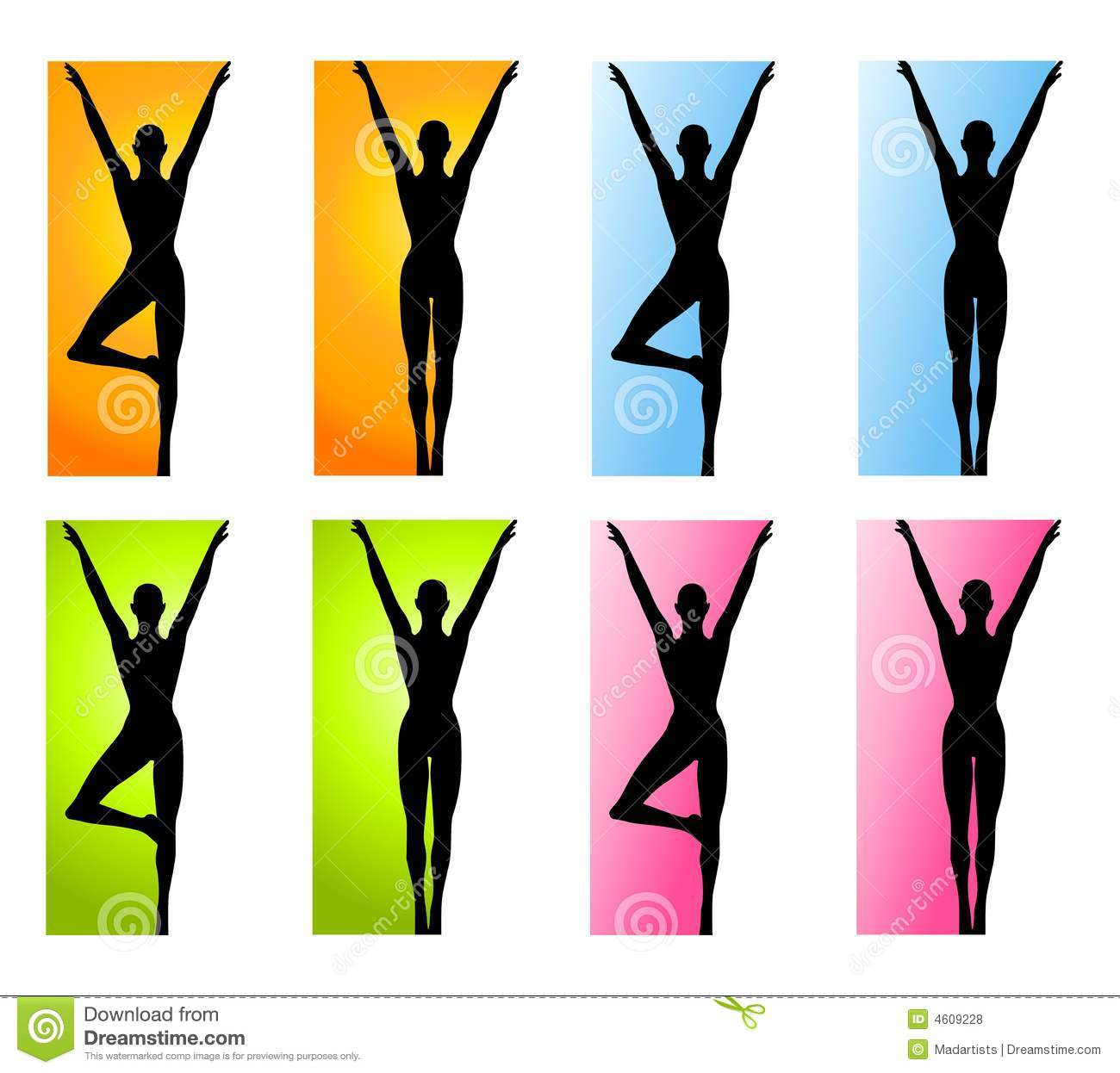 5335 Fitness free clipart.