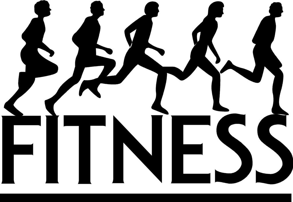 Fitness Clipart Sketch 253.