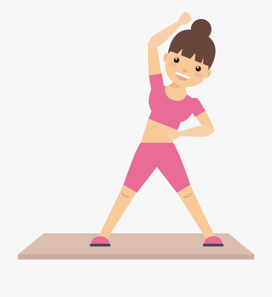 Physical Fitness Physical Exercise Clip Art.