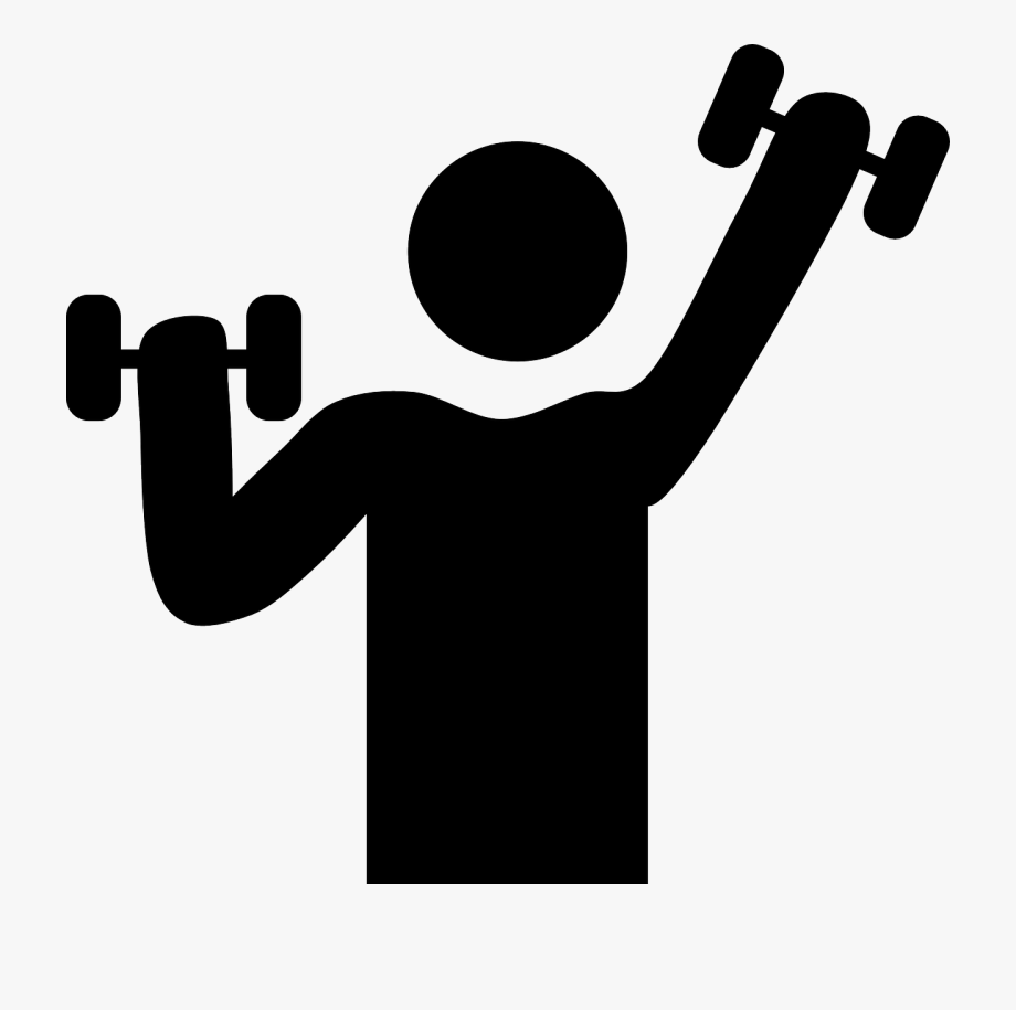 Fitness Clipart Image.