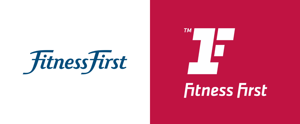 Brand New: New Logo and Identity for Fitness First by The Clearing.