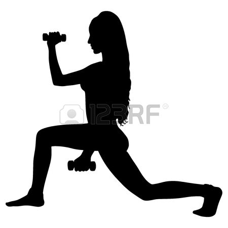 44,506 Fitness Girl Stock Vector Illustration And Royalty Free.
