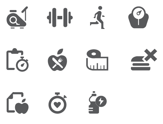Fitness Icon Png Icons see disclaimer below #280.