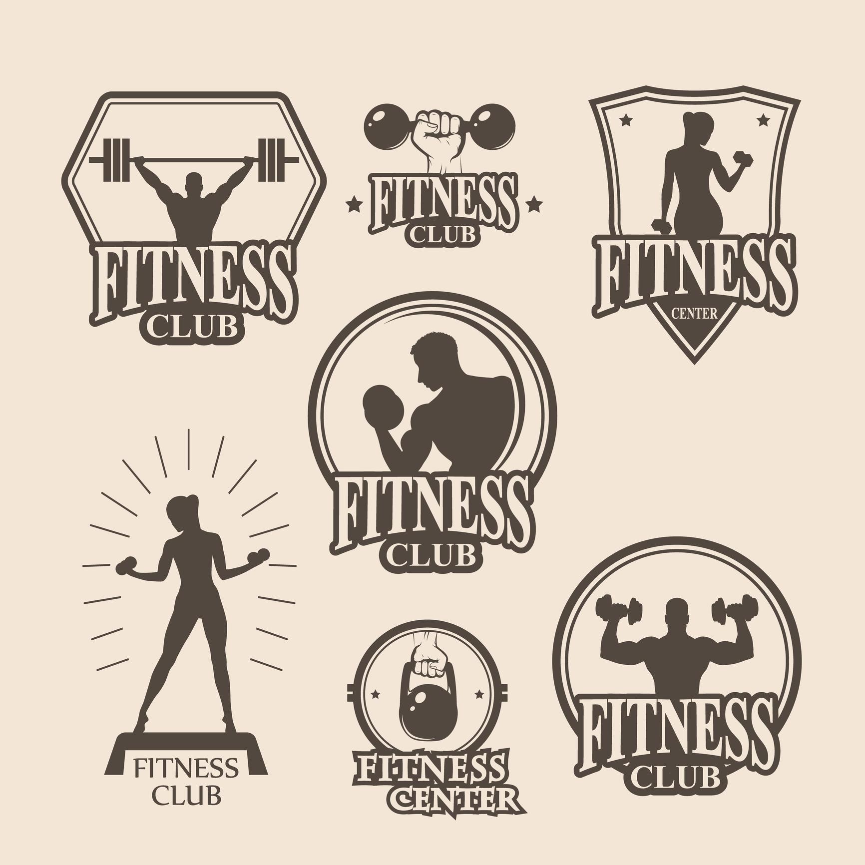 Design Elements of a Fitness Logo That Motivates • Online.