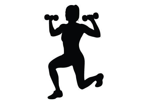 Fitness clip art clipartbold.