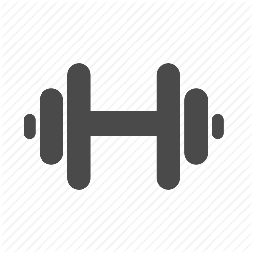 'Workout icon set' by postebymach.
