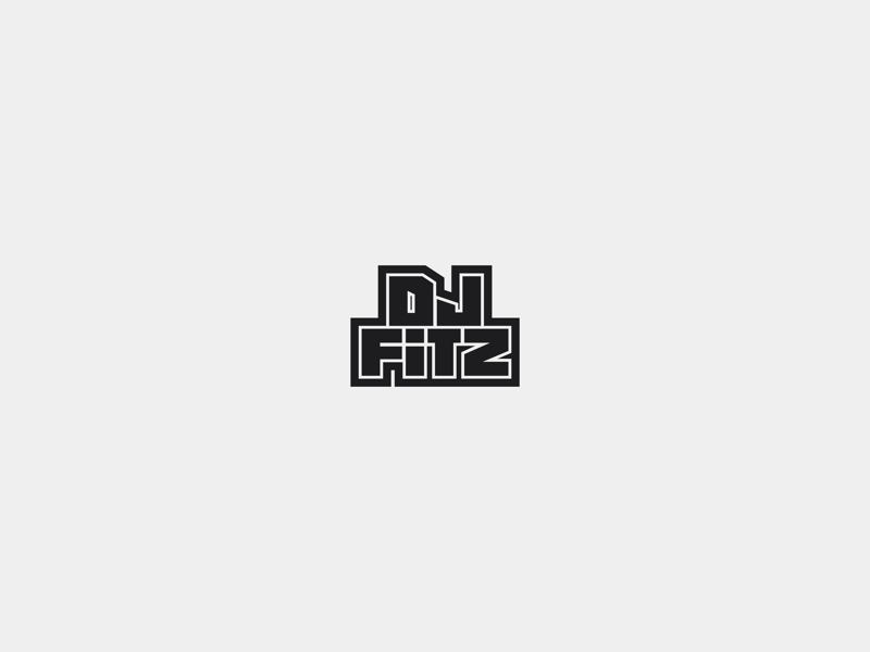 DJ FiTZ by alpharhodes on Dribbble.