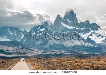 Patagonia Argentina Stock Photos, Royalty.