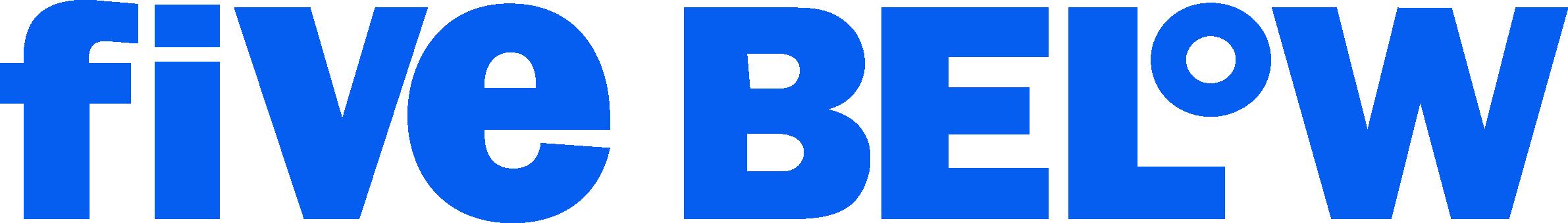 Five Below Logo Download Vector.