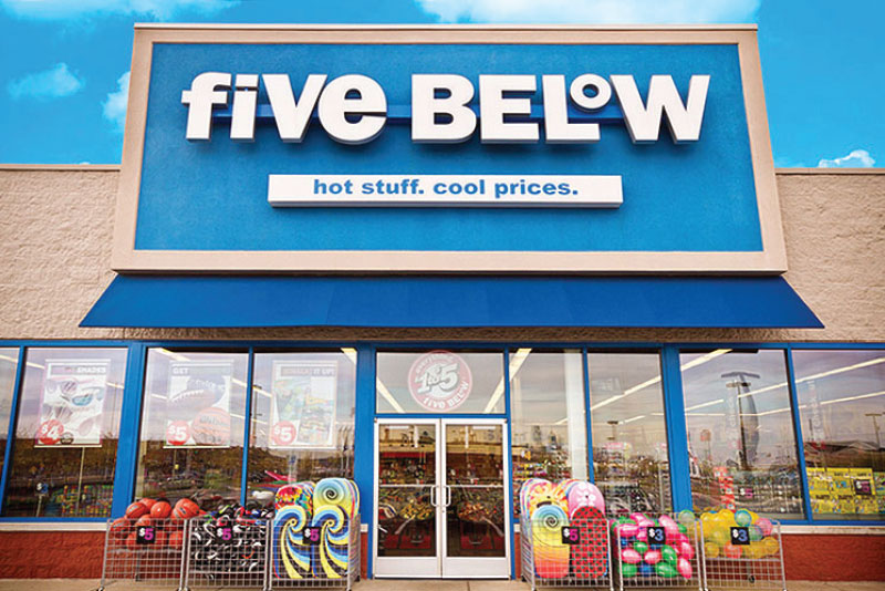Five Below plans new location for North Austin store.