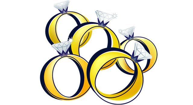 5 golden rings.