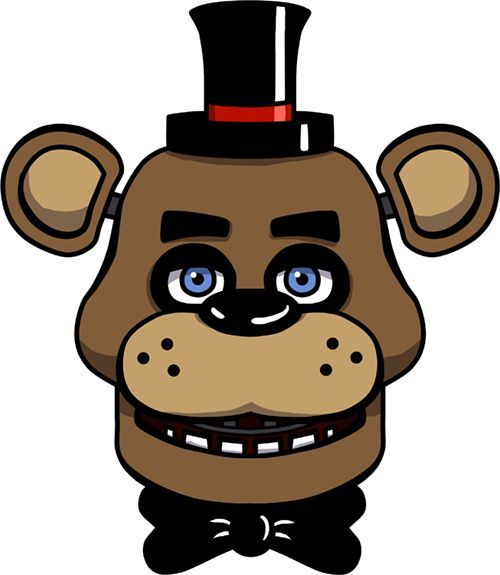 Five nights at freddys clipart 1 » Clipart Portal.