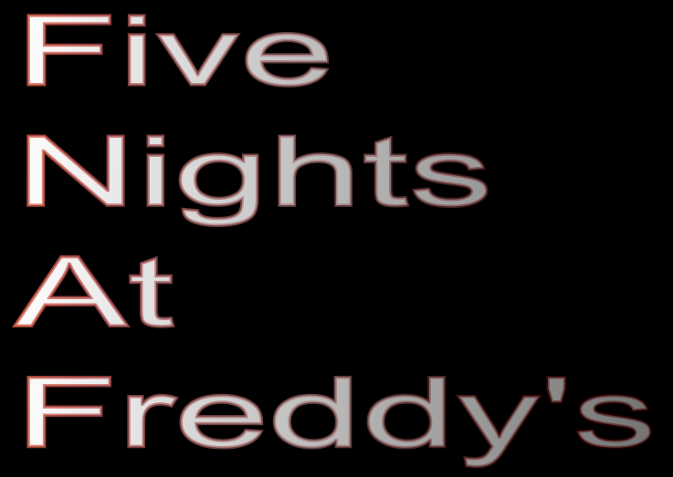 File:Five Nights at Freddy's Logo.png.