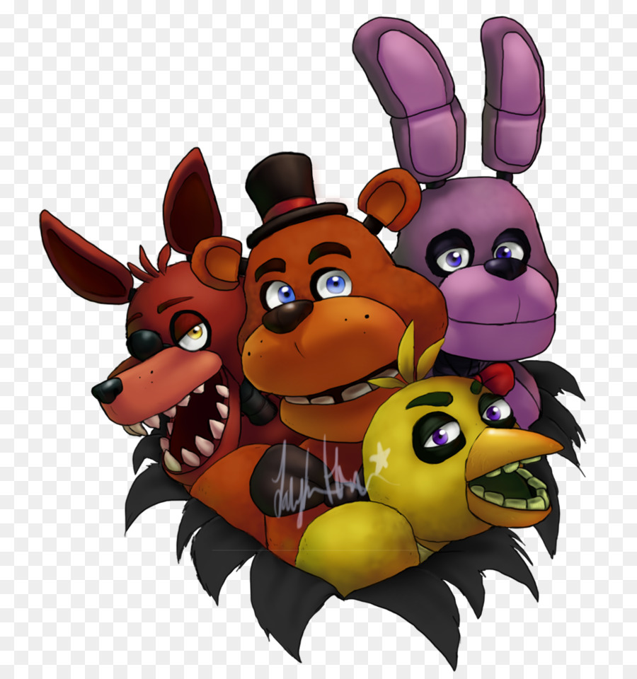 Five Nights At Freddy S Png & Free Five Nights At Freddy S.png.