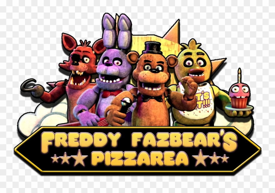 Five Night At Freddys Logotipo , Png Download Clipart (#3583938.