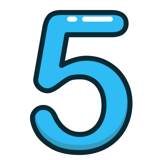 five Icon.