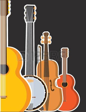 1,023 Banjo Stock Vector Illustration And Royalty Free Banjo Clipart.