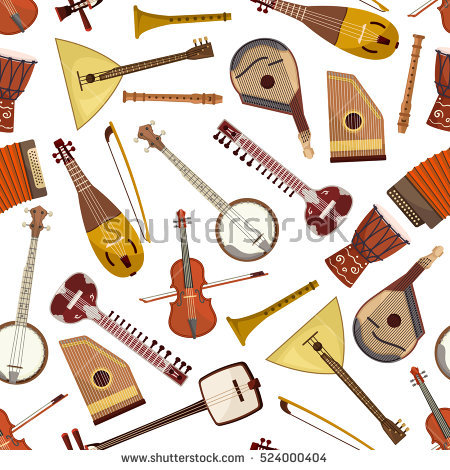 Banjo Stock Images, Royalty.
