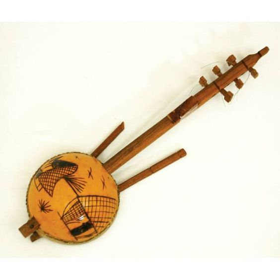 The kora is a truly African stringed instrument. When played.