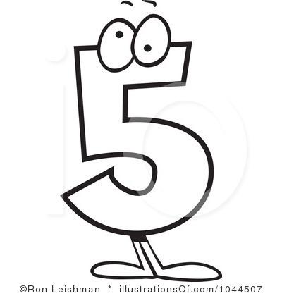 5 Clipart.