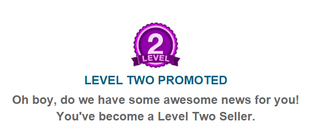 My Journey To Reaching Fiverr's Level 2 Seller.