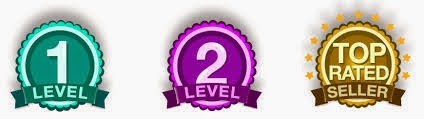 FIVERR LEVELS AT A GLANCE!.