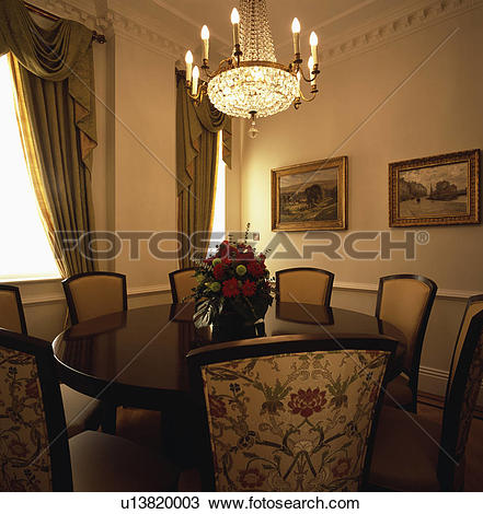 Stock Photo of town, interior, traditional, lighting, fixed.
