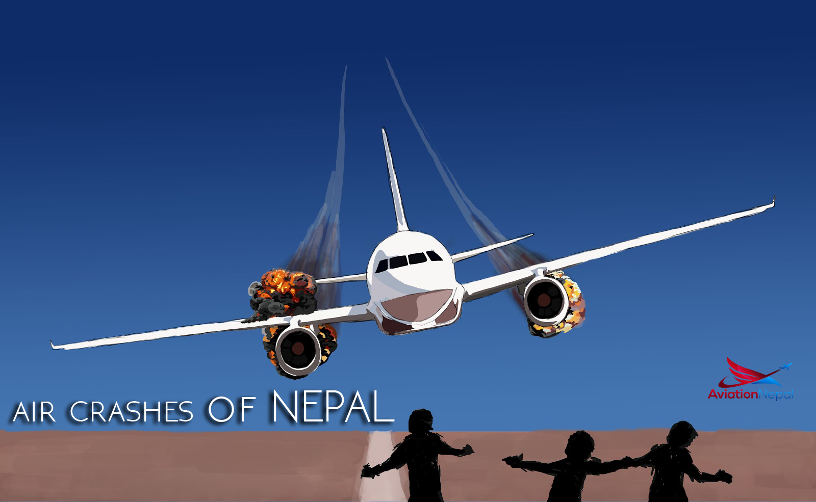 Fixed wing involved in Fatal Air Crashes in Nepal Since 1955 to.