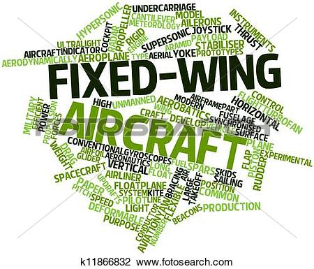 Clip Art of Word cloud for Fixed.