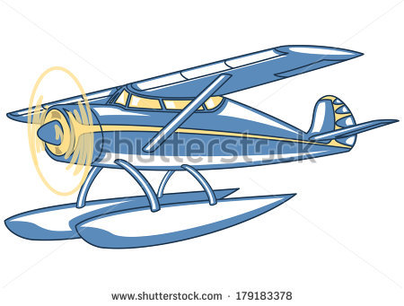 Seaplane Stock Photos, Royalty.