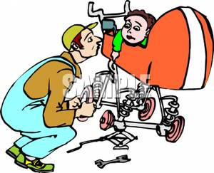 Fixing the plane clipart.