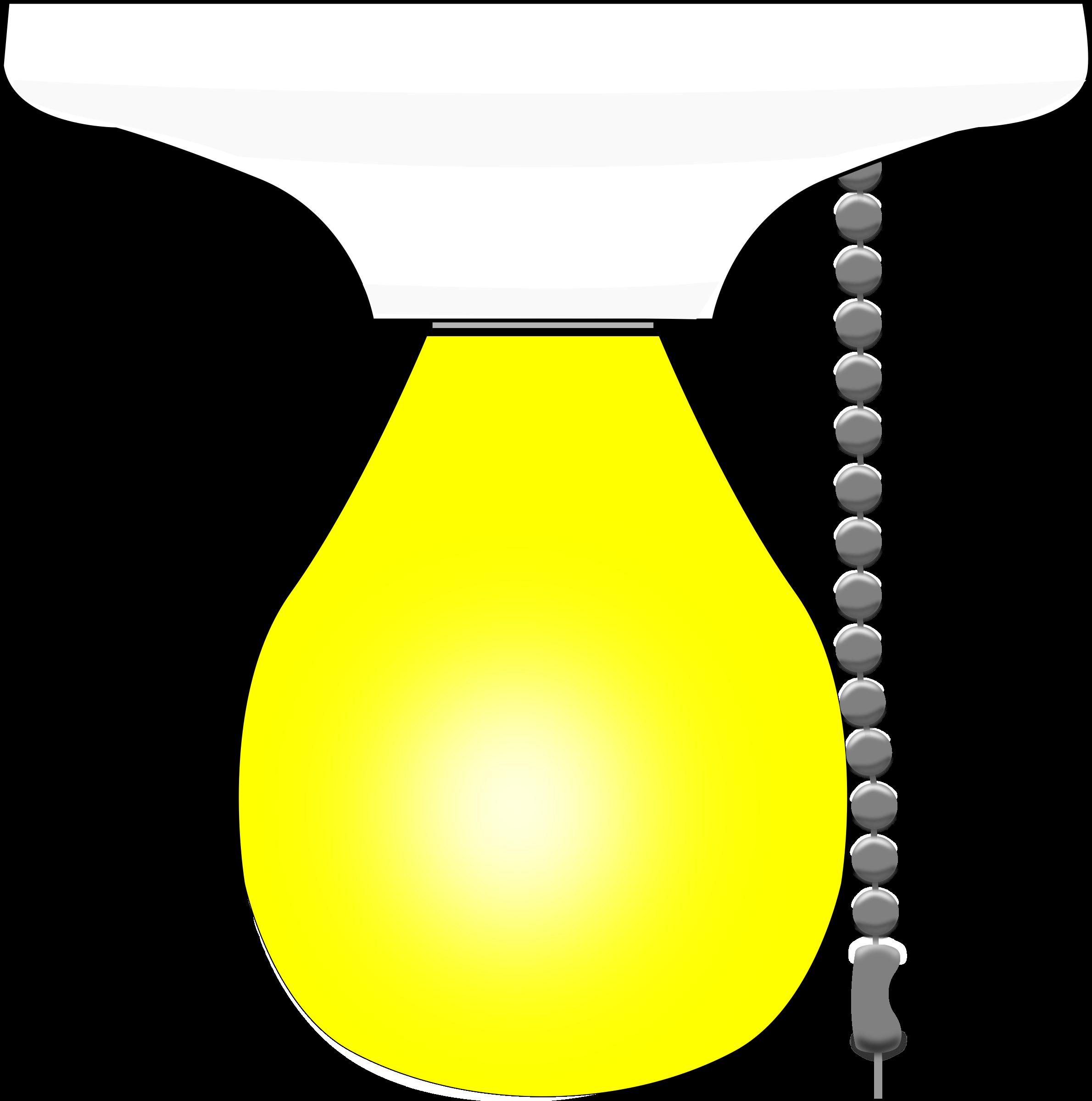 Bulb Light Fixture Clip Art.