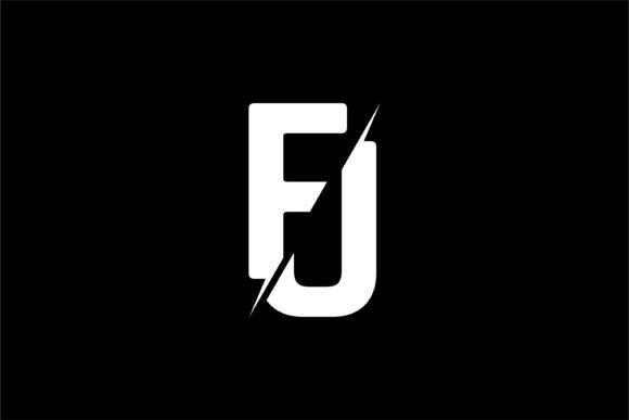 Monogram FJ Logo.
