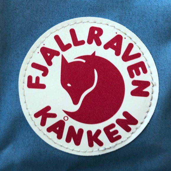 A REAL Fjallraven Kanken example.