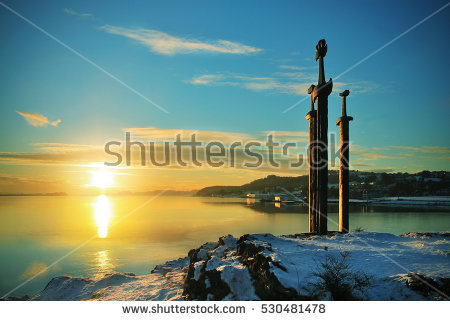 Stavanger Stock Photos, Royalty.