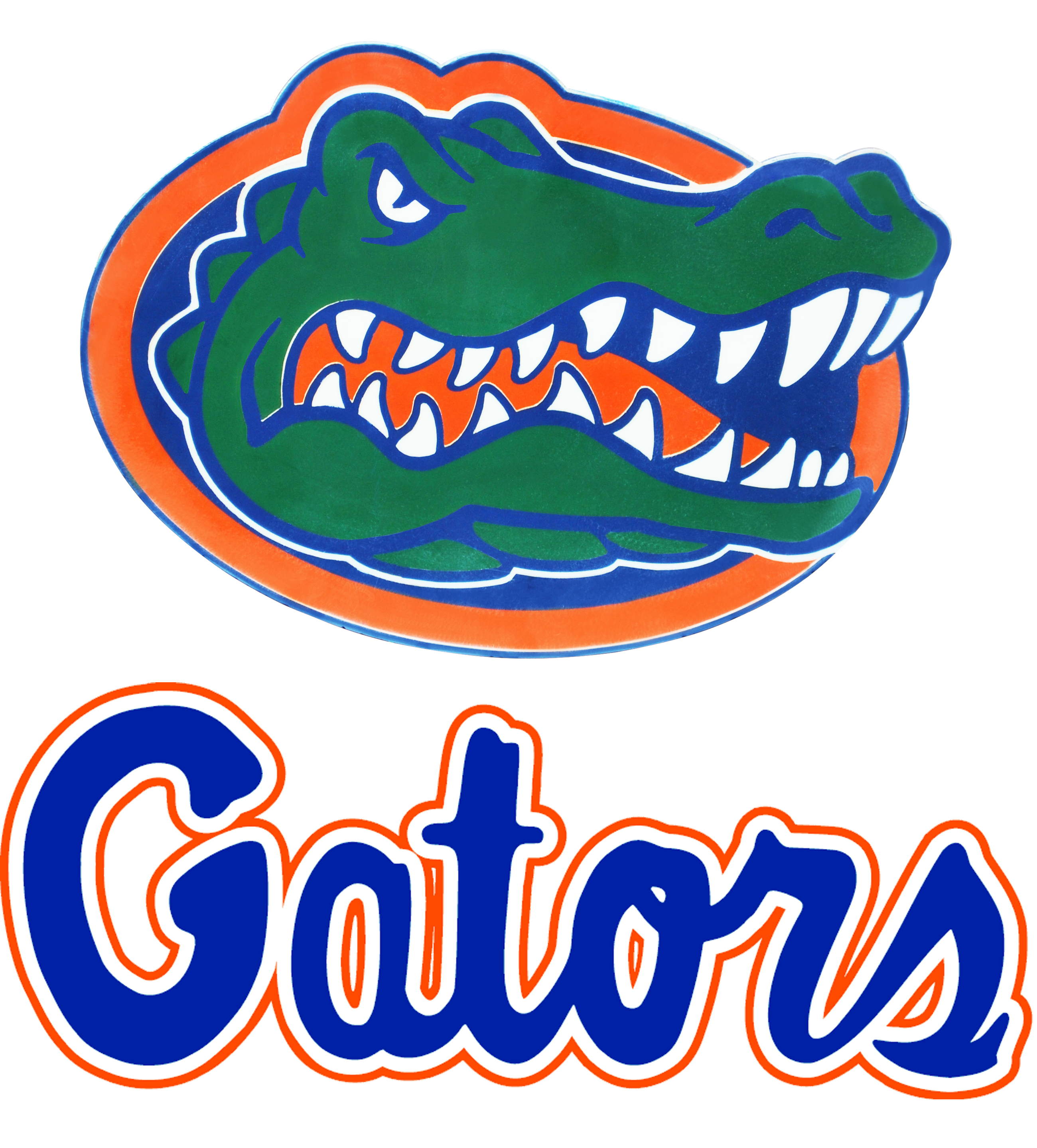 Meaning Florida Gators logo and symbol.