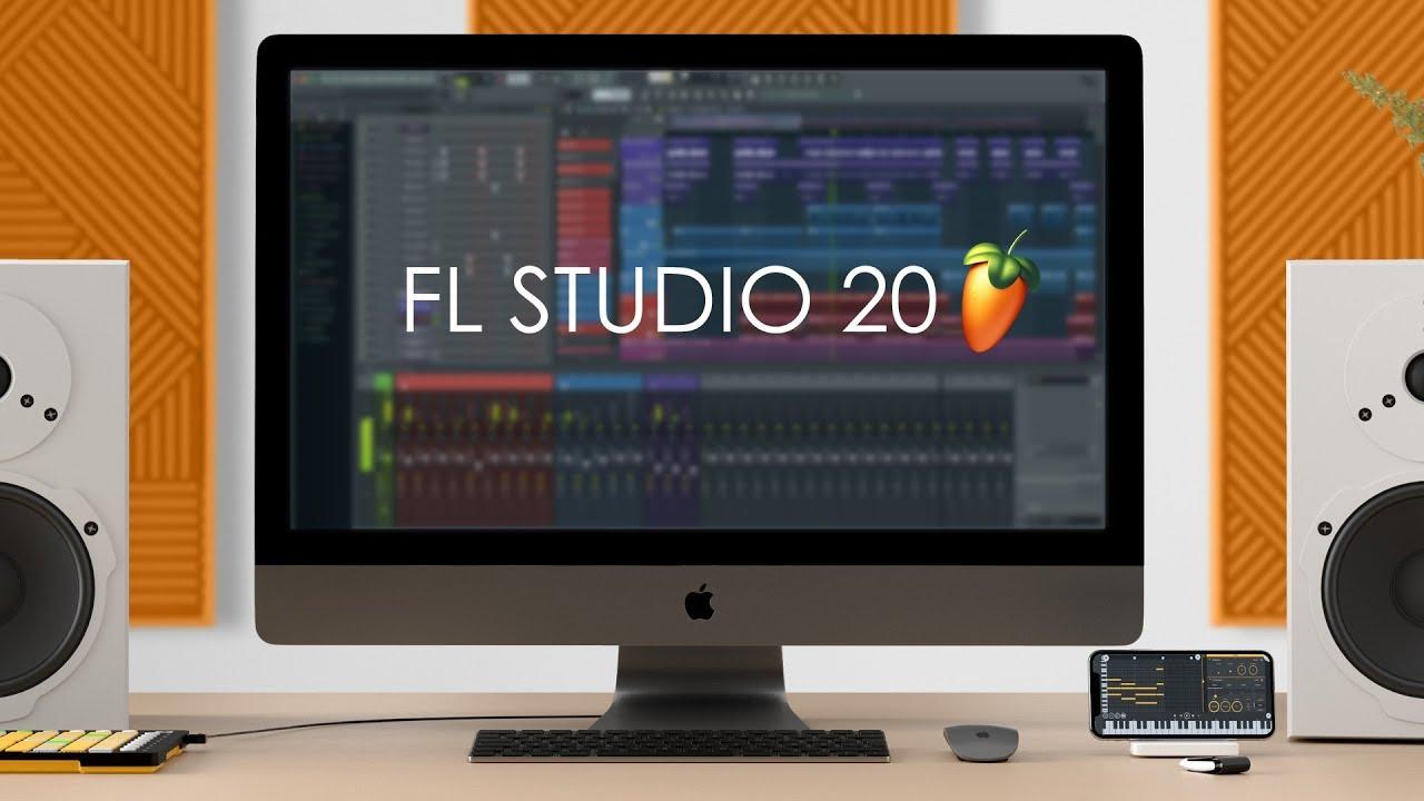 FL Studio.