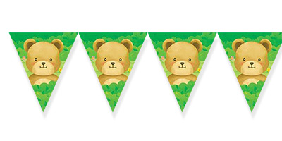 Fabric Bunting & Pennant Flag Banners.