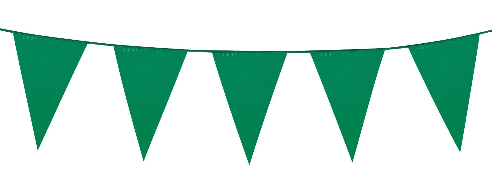 10m / 33FT LARGE COLOUR BUNTING FLAGS PENNANTS PARTY DECORATIONS.