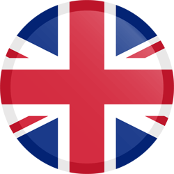 The United Kingdom flag icon.
