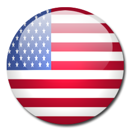 Button Flag United States Icon, PNG ClipArt Image.