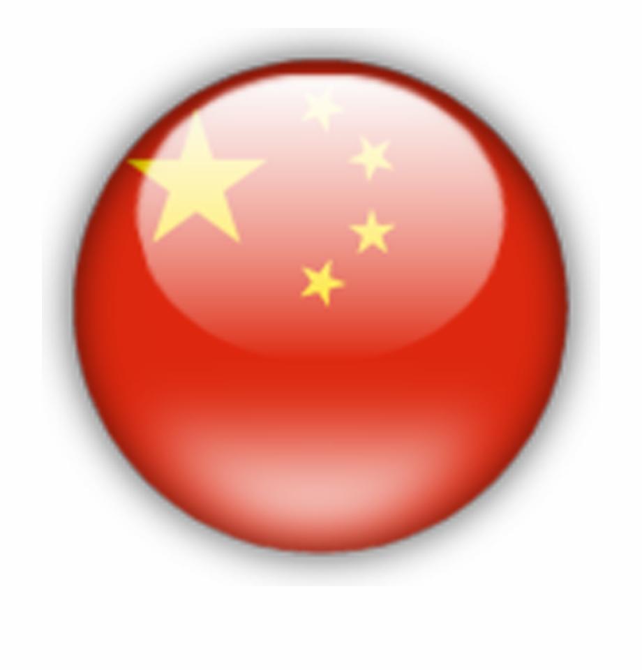 China Flag Free Png Image.