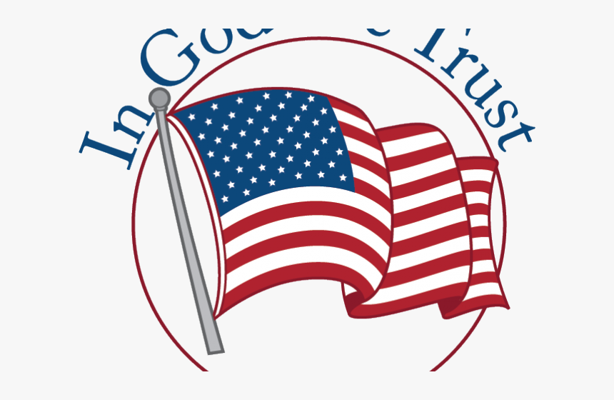 Patriotic Flag Clipart All American.