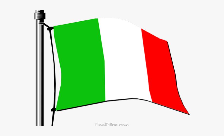 Italy Flag Clipart Vector , Transparent Cartoon, Free.